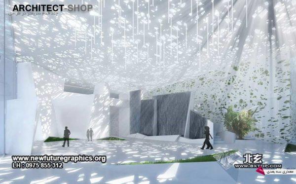 آبجکت معماری داخلی